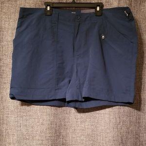 Royal Robbins hiking shorts